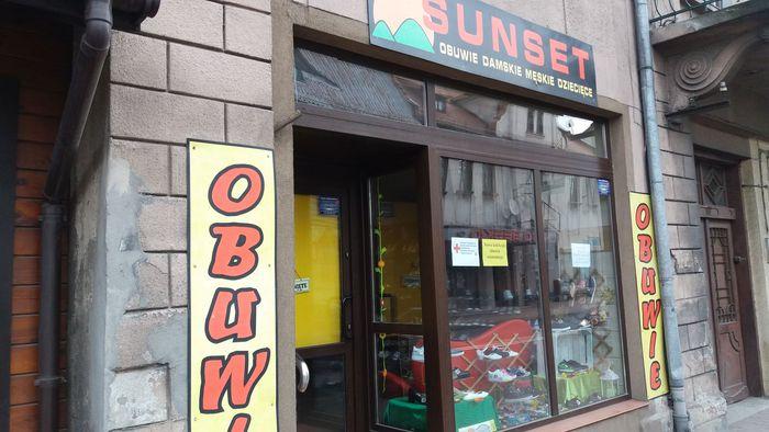 Sklep Obuwniczy SUNSET w Andrychowie zaprasza