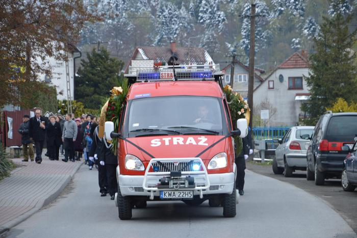 Tłumy na pogrzebie Romana Prystackiego [FOTO]