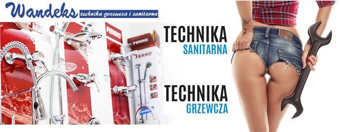 Wandeks - technika grzewcza i sanitarna
