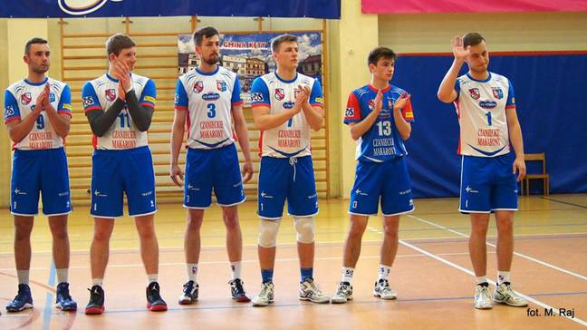 Siatkarze Kęczanina awansowali do turnieju finałowego o awans do II ligi