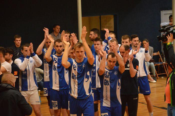 Łzy radości i smutku po niedzielnym meczu w Andrychowie [FOTO, VIDEO]