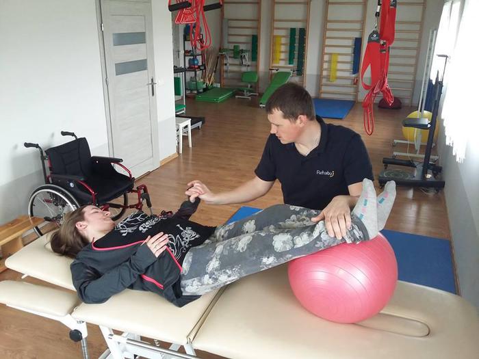 Rehabu - centrum fizjoterapii i terapii wad postawy