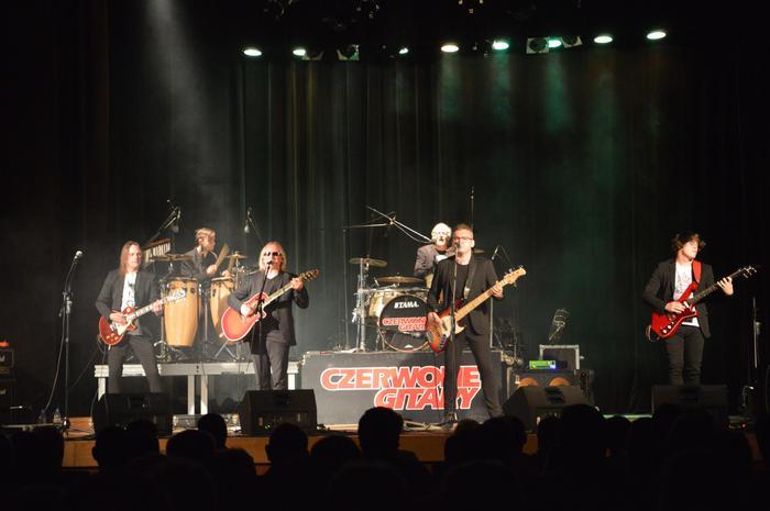 Zespół Czerwone Gitary zagrał Andrychowie [FOTO]