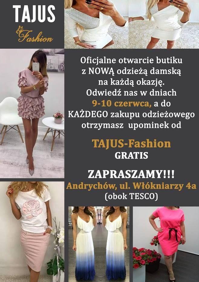 ff1e954defe6 Nowy butik z odzieżą damską w Andrychowie - mamNewsa.pl