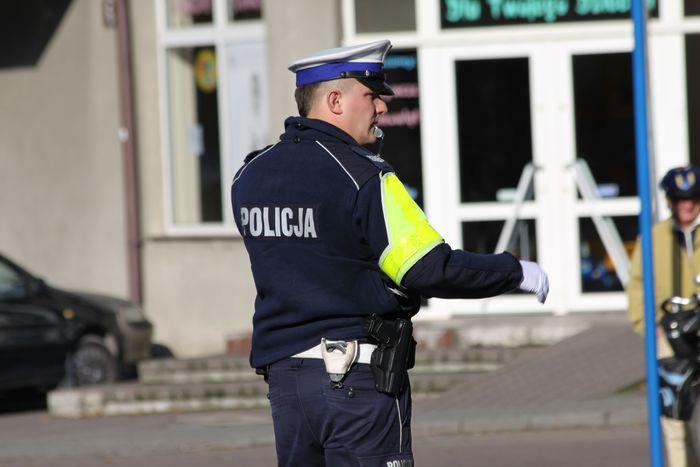 Więcej policjantów na drogach. Akcja Boże Ciało