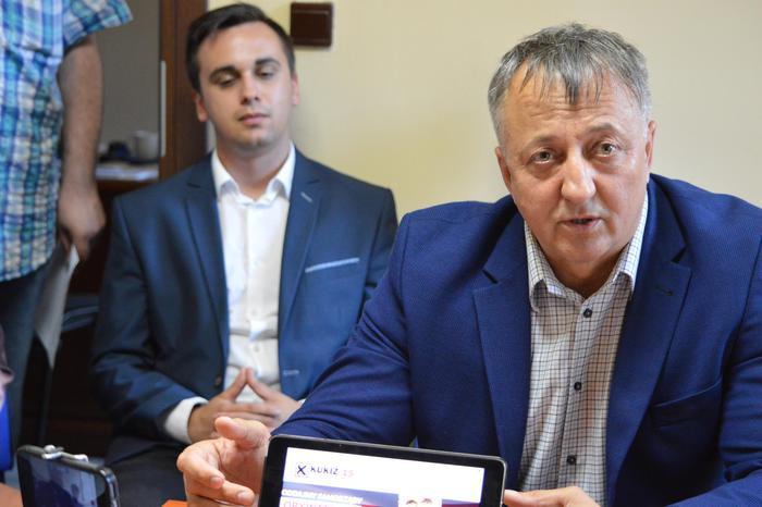 Poseł Brynkus zaprasza do kandydowania w wyborach samorządowych