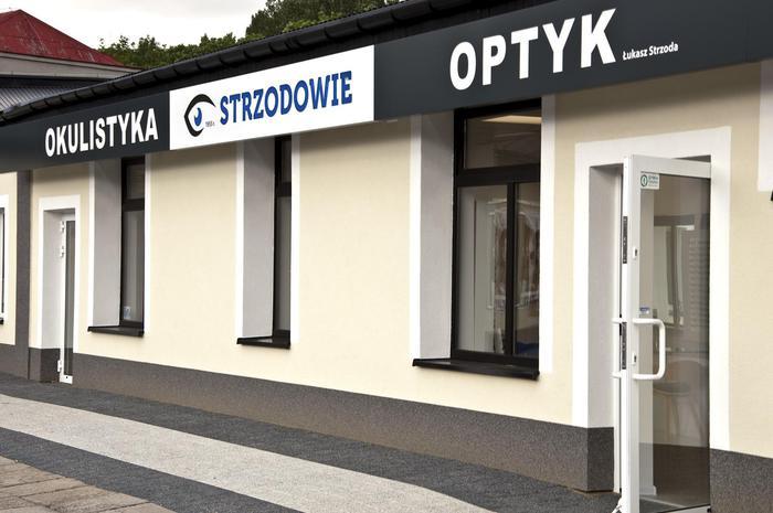 Największy salon optyczny Łukasz Strzoda w Andrychowie