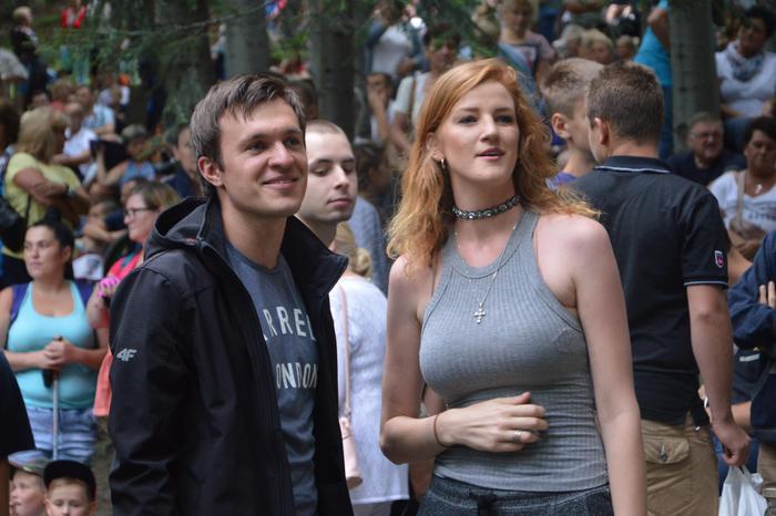 Tłumy podczas uroczystości odpustowych na Trzonce [FOTO]