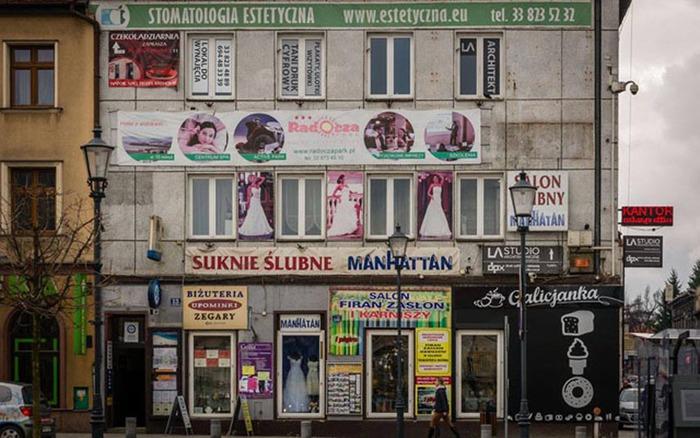 Czy z centrum miasta znikną reklamy? Trwają konsultacje społeczne