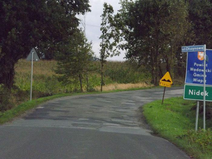 Kilka kilometrów drogi do remontu w planach. Na razie tylko 355 metrów