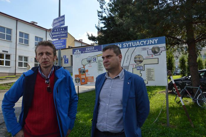 Stowarzyszenie interweniuje w sprawie całodobowych dyżurów w Andrychowie
