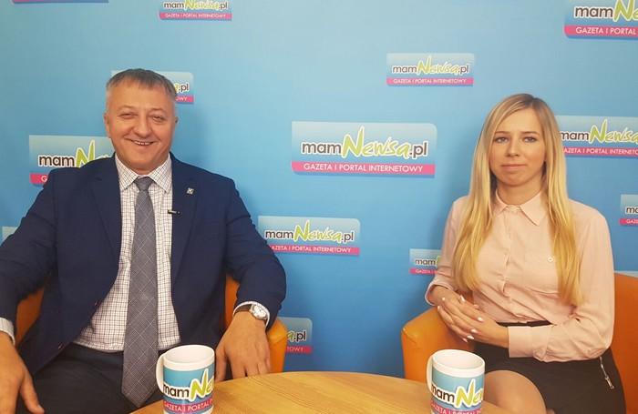 Rozmowy przy kawie z mamNewsa.pl. Poseł Józef Brynkus