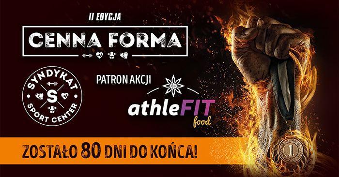 CENNA FORMA EDYCJA NR 2 W TOKU - poznajcie sponsorów akcji!