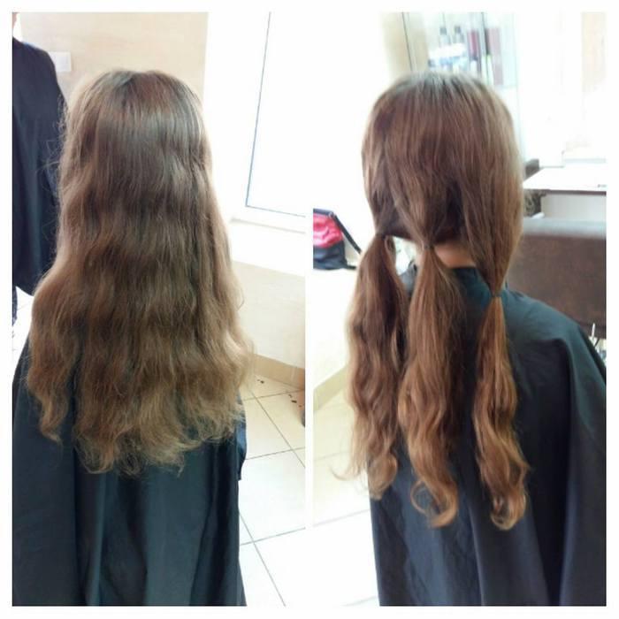 Znaleźli się chętni, którzy oddadzą swoje włosy potrzebującej mieszkance