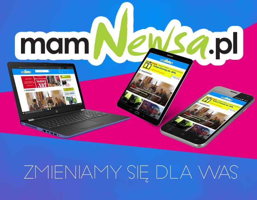 Co nowego na mamNewsa.pl?