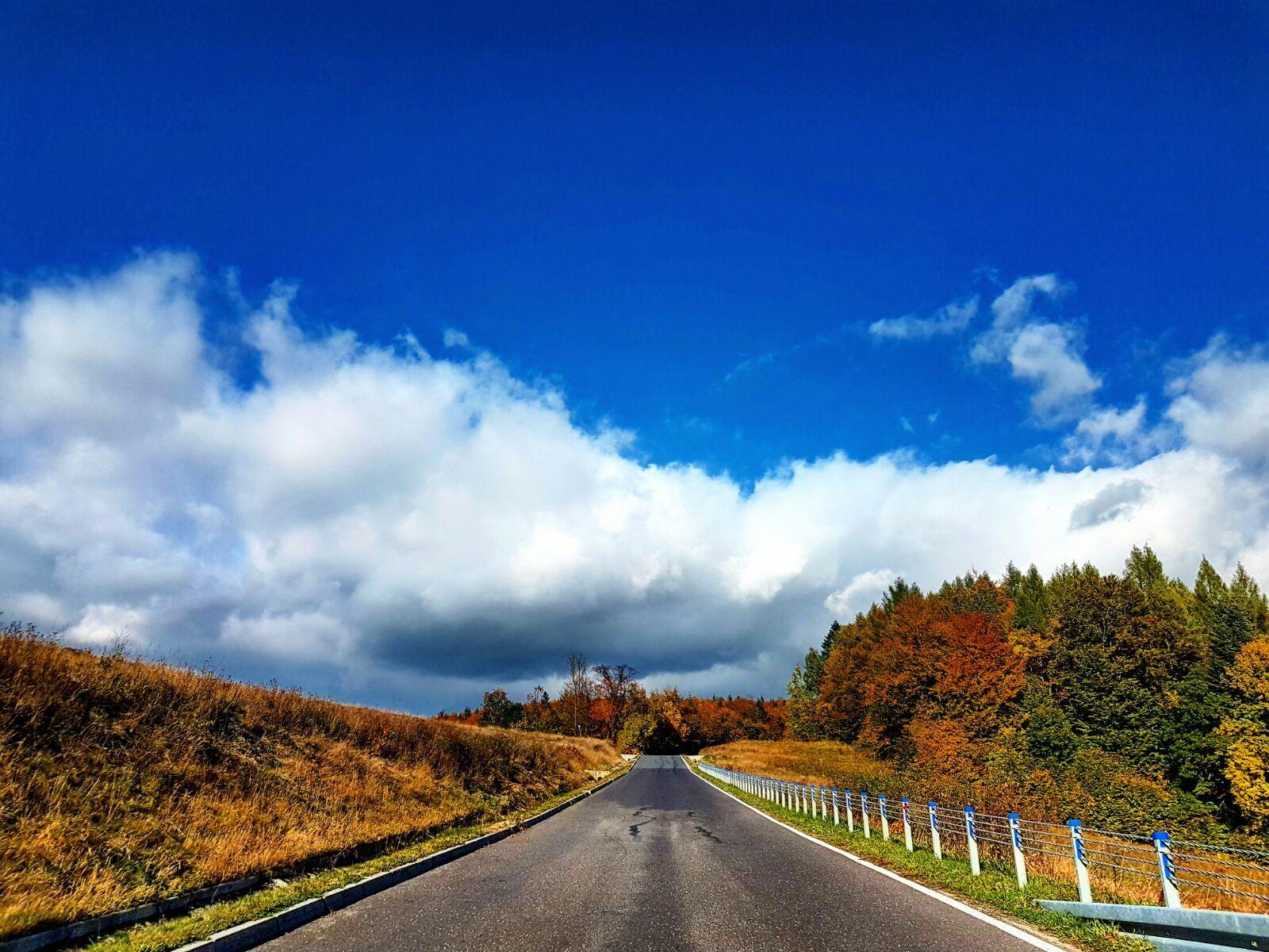 Jesień zaczyna pokazywać swoje kolory [FOTO]