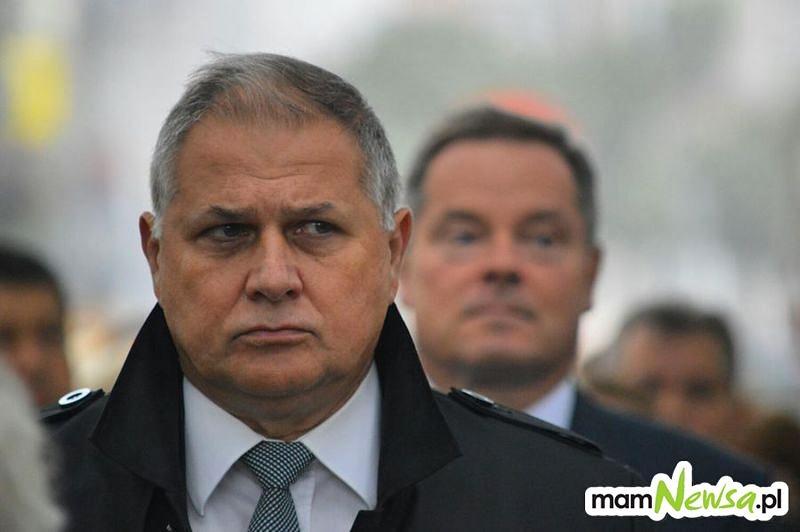 Burmistrz Andrychowa uległ wypadkowi