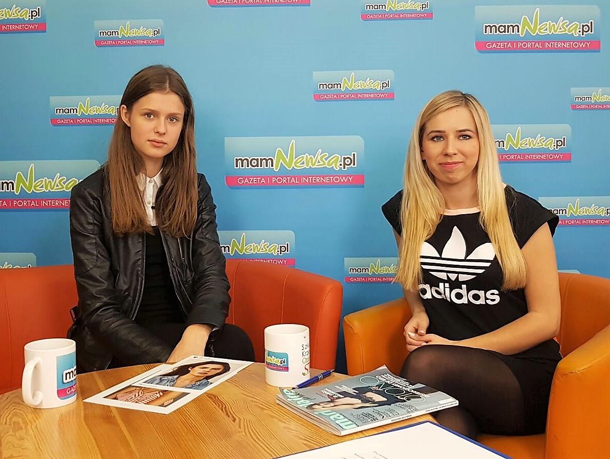 Rozmowy przy kawie z mamNewsa.pl. Ola Dutka