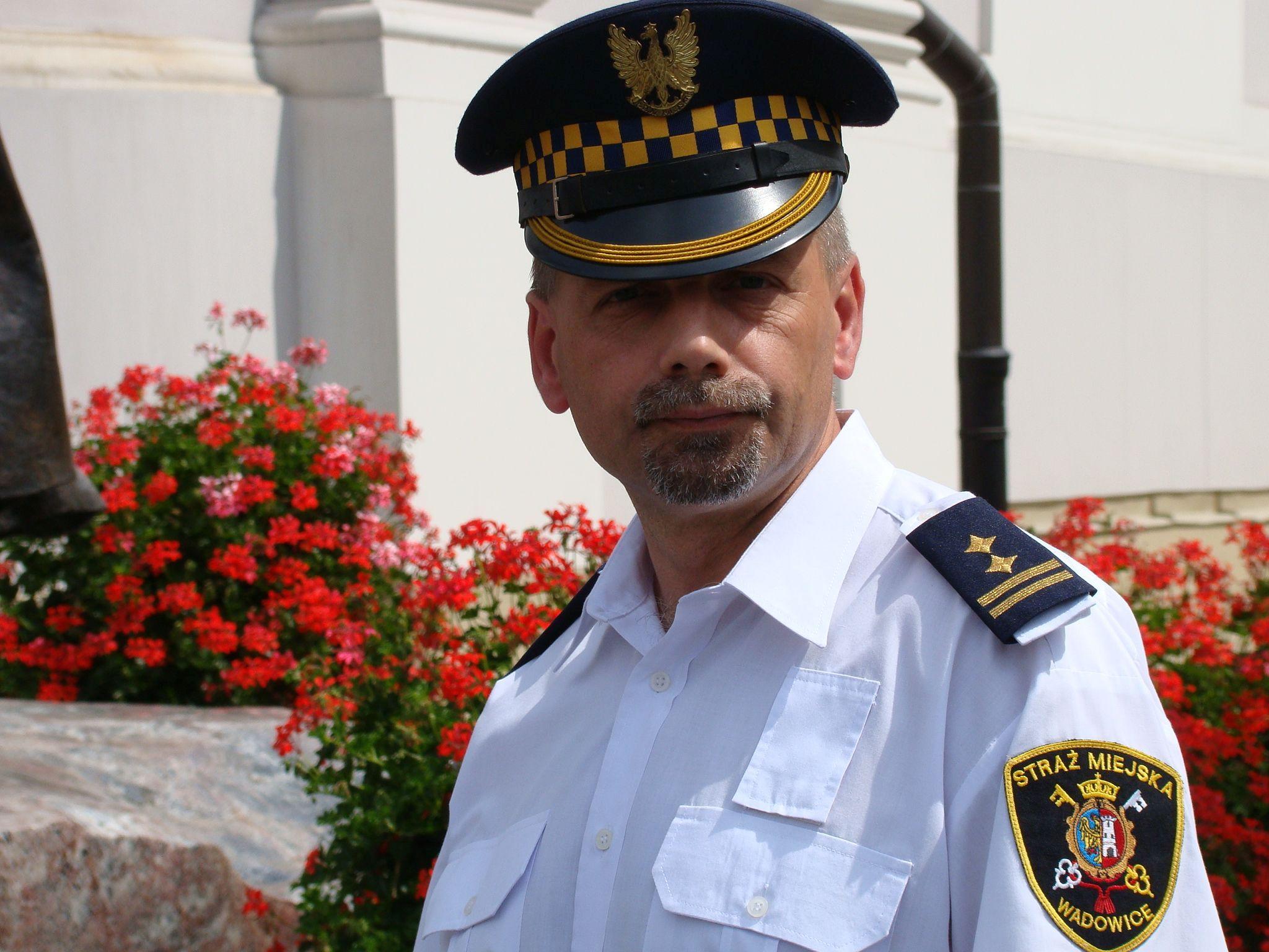 Szef strażników miejskich stracił posadę