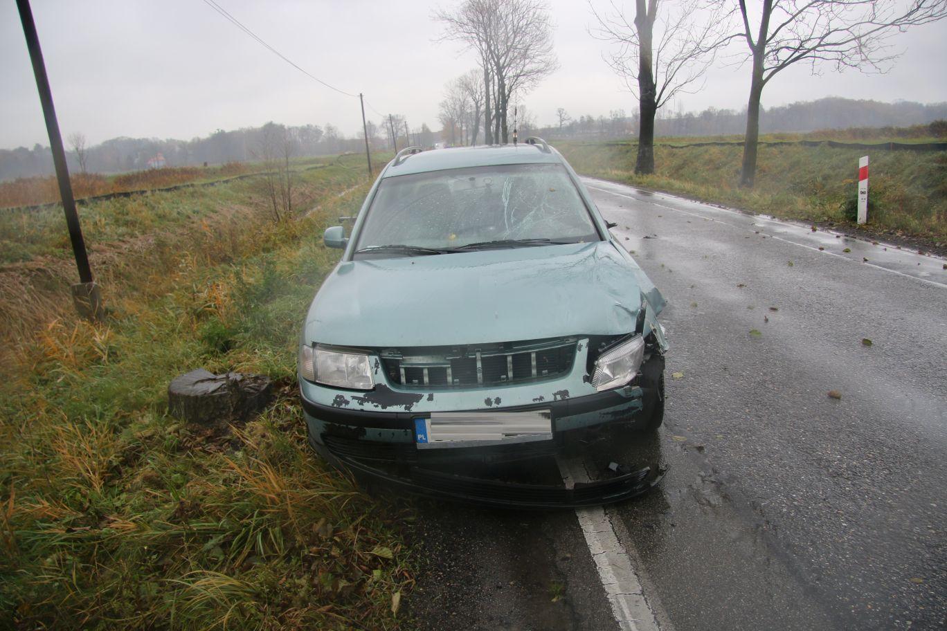 Tragedia na drodze. Zginął pieszy [FOTO]