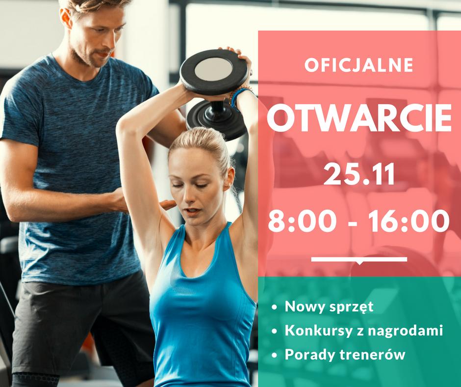 Już 25 listopada otwarcie nowego Klubu Fitness iFitt w Andrychowie