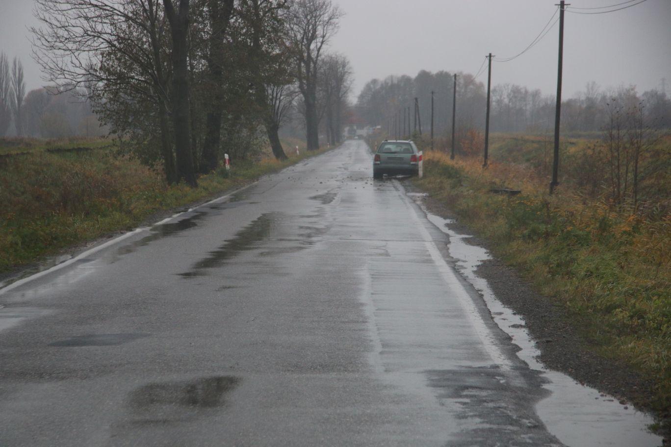 Policja prosi o kontakt świadków tragicznego w skutkach wypadku