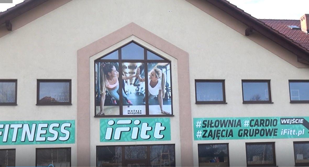 Już w sobotę otwarcie nowego Klubu Fitness iFitt w Andrychowie