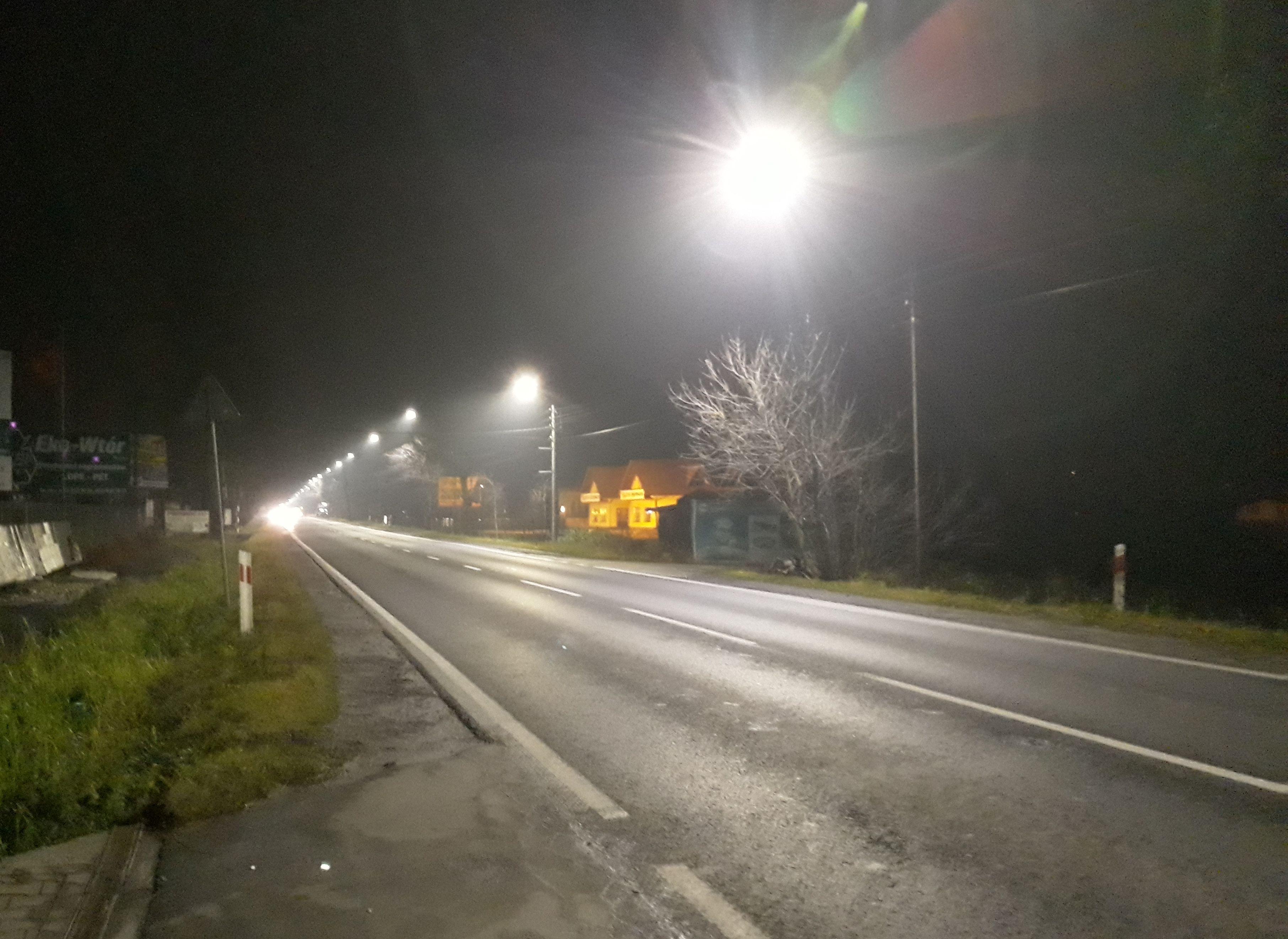 Jeszcze więcej LED-owych lamp na ulicach