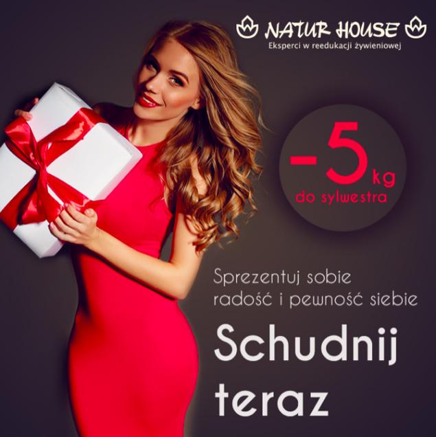 Naturhouse Kęty: Schudnij w 3 tygodnie nawet 5 kg!