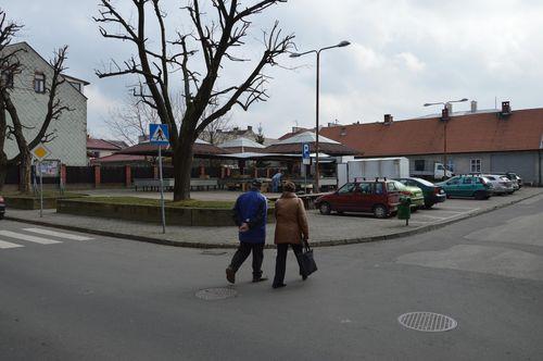 Kęty targami stoją. Unijna dotacja na przebudowę placu targowego w centrum miasta