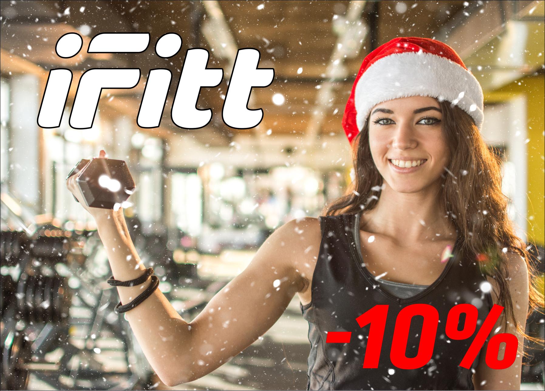 Świąteczna promocja iFitt'u