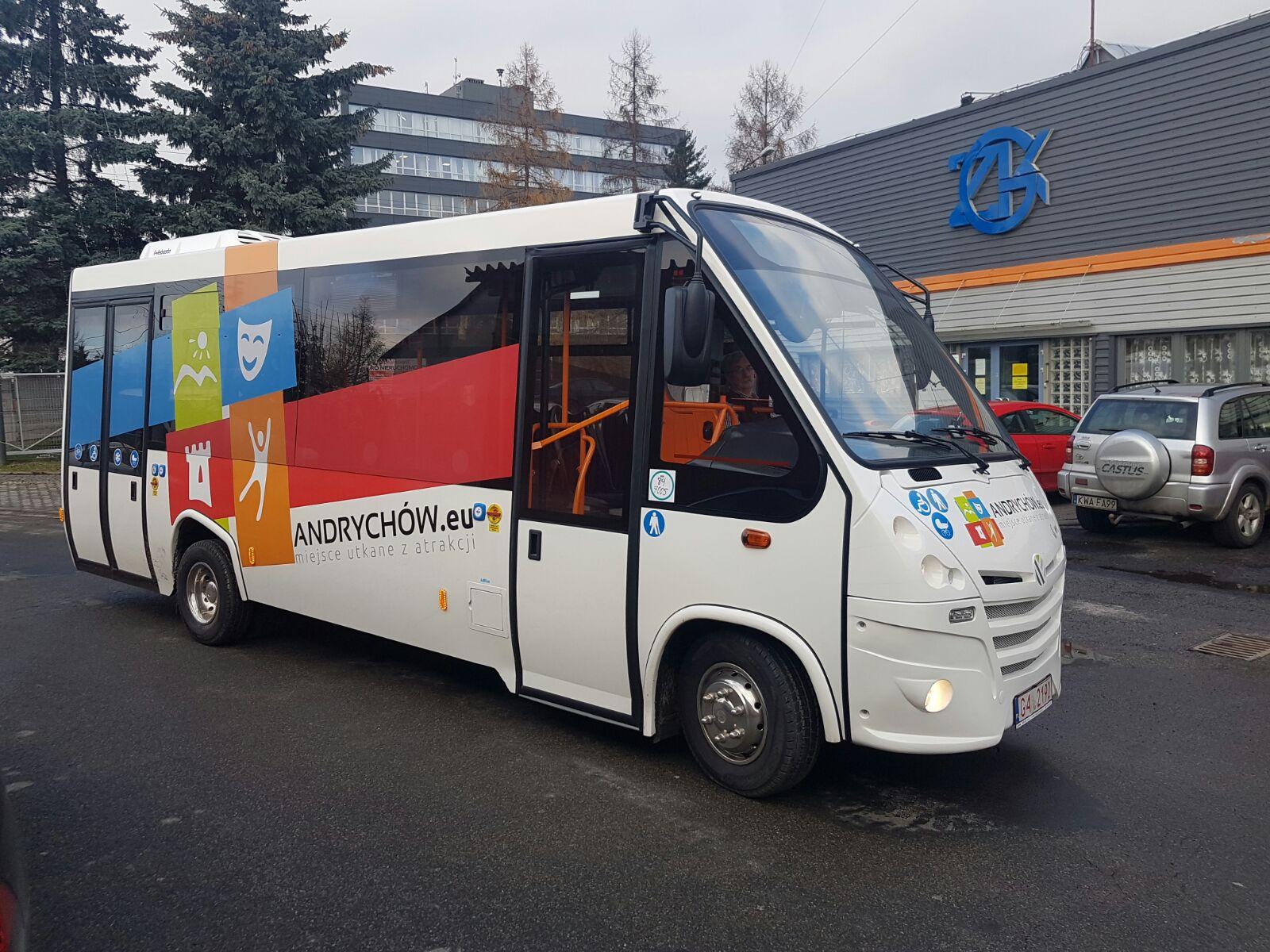 Firmy ze Świerklańca i Andrychowa będą wozić pasażerów od nowego roku. Rozkład jazdy