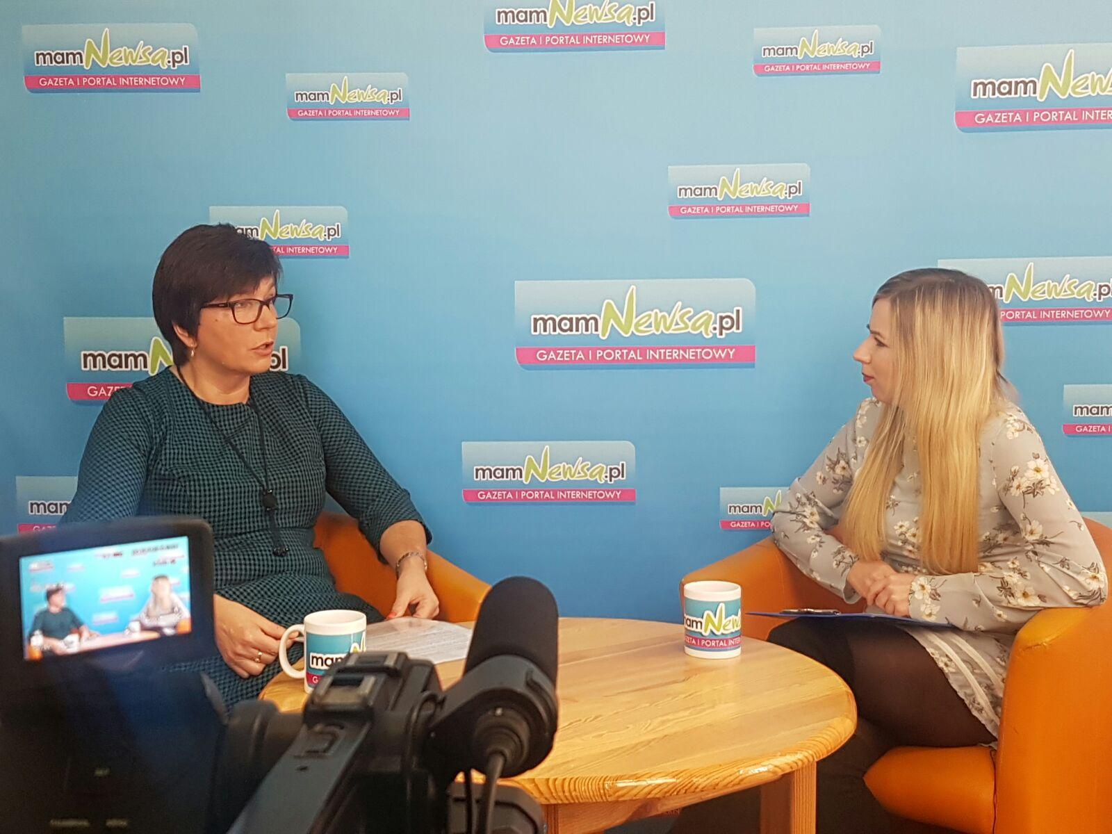 Rozmowy przy kawie z mamNewsa.pl. Alicja Studniarz