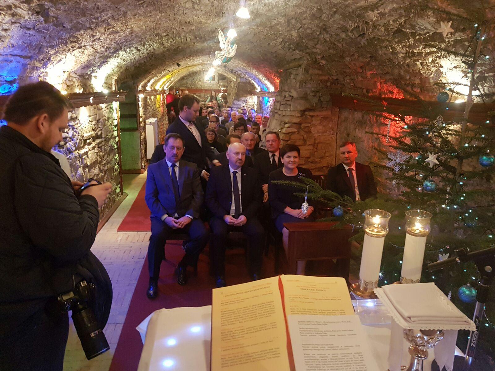 Była premier Beata Szydło odwiedziła Andrychów [FOTO]