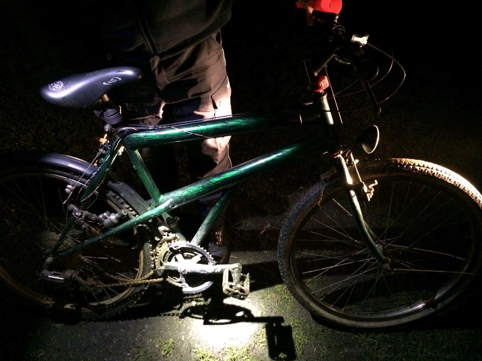 Pijany rowerzysta potrącony przez samochód [AKTUALIZACJA]