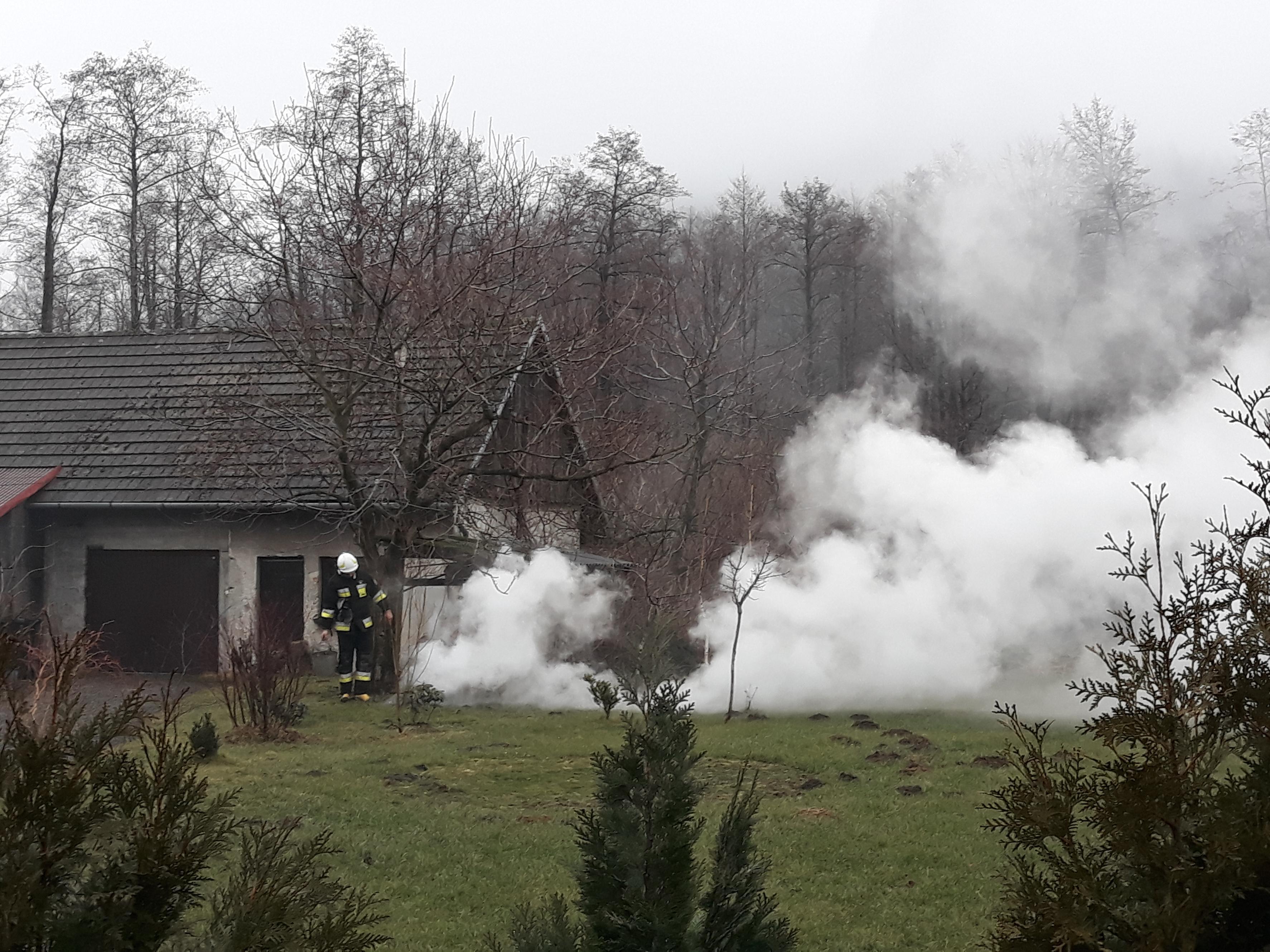 Kolejna akcja strażaków z tego samego powodu [FOTO]