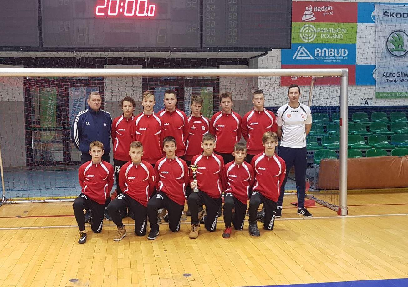 Sukces piłkarskiej młodzieży z Andrychowa