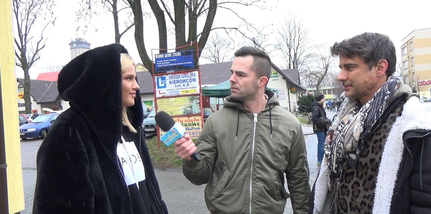 Program Druga Twarz w TTV nagrywany był Andrychowie