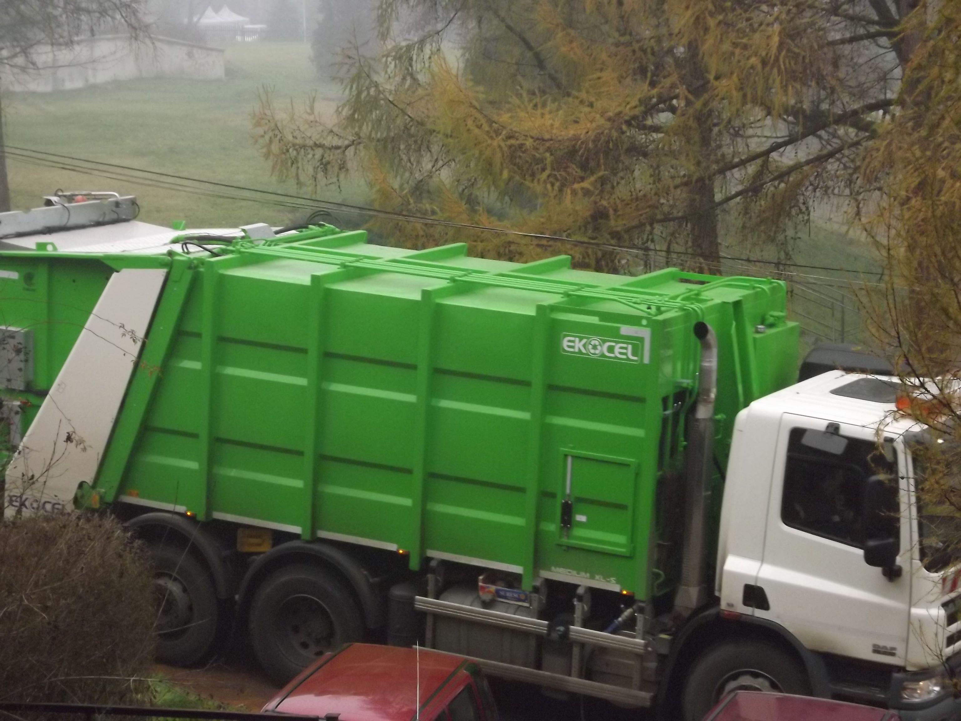 Kto wywiezie śmieci z terenu gminy Andrychów?