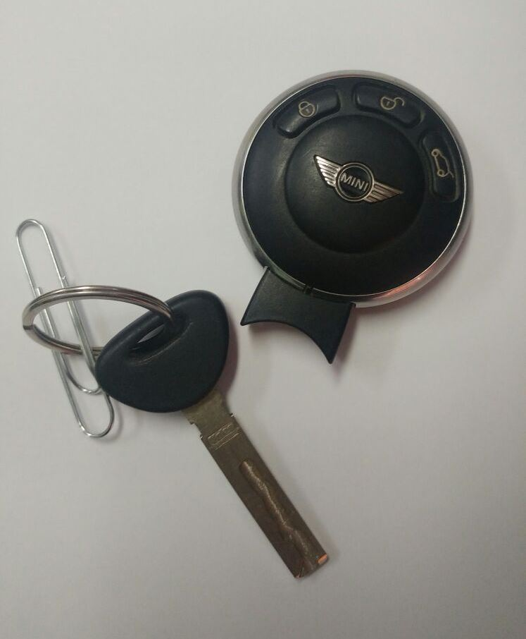 Kto ma samochód bez kluczyka?