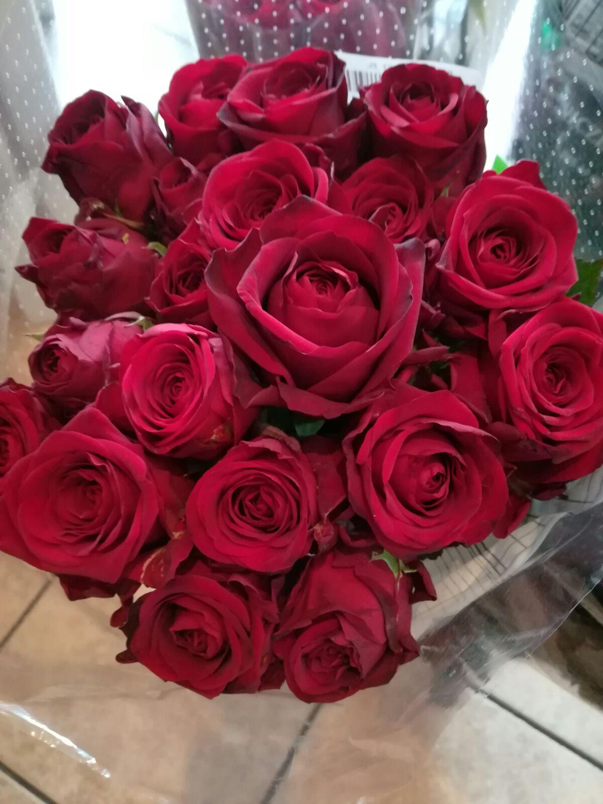 Kwiaciarnia LA FLORIS na Walentynki