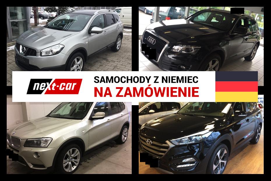 NEXT-CAR Samochody z Niemiec na zamówienie! Samochody używane z Gwarancją!