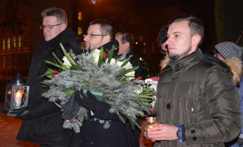 Tak w Wadowicach obchodzono Dzień Pamięci Żołnierzy Wyklętych