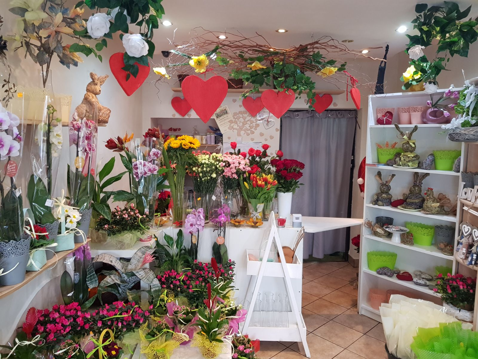 Dzień Kobiet w Kwiaciarni LA FLORIS