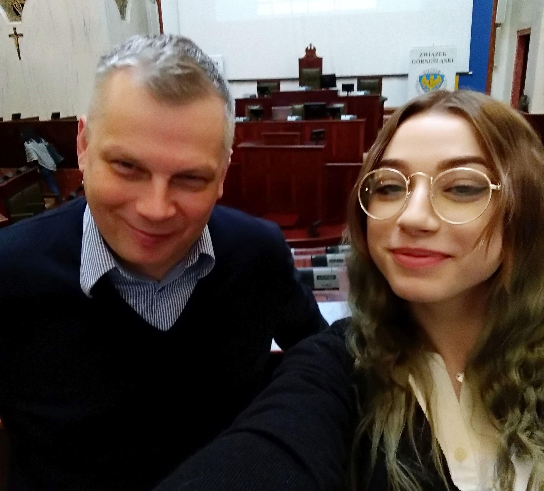 Martyna Guzdek finalistką XX Ogólnopolskiego Konkursu Krasomówczego w Katowicach