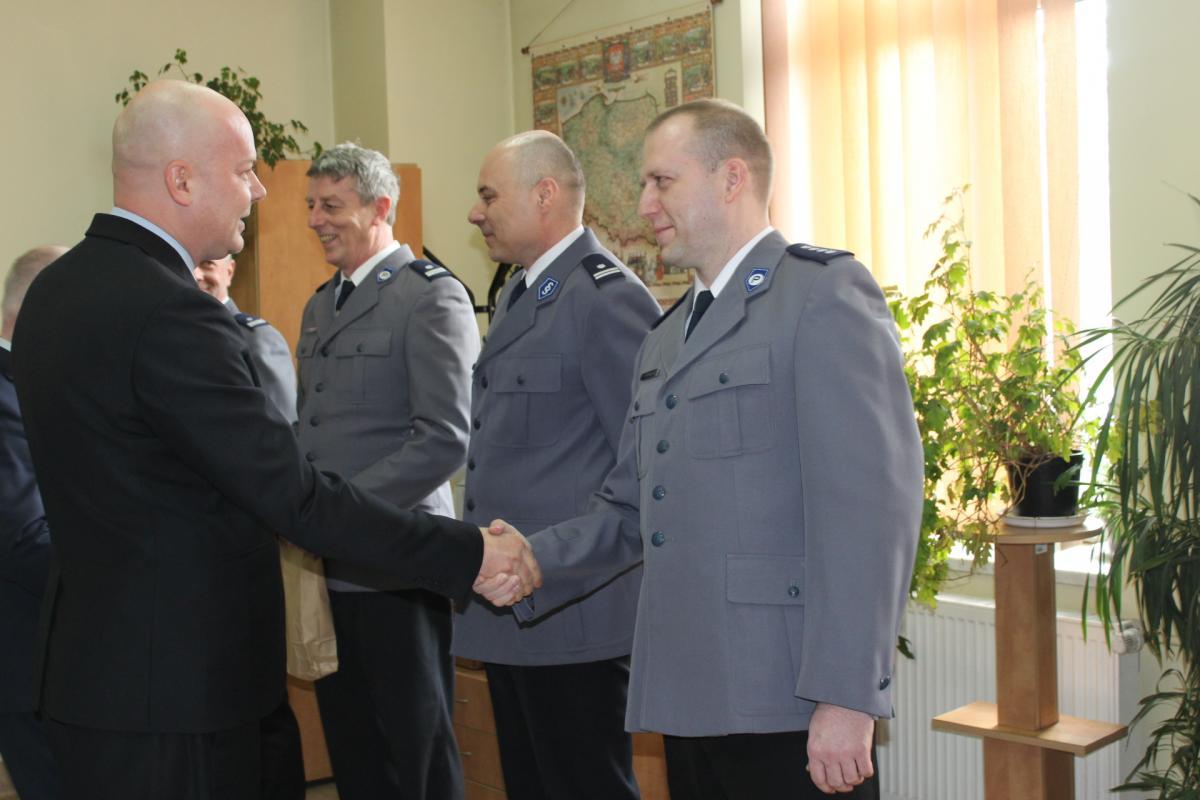 Niespodziewana zmiana kierownictwa andrychowskiego komisariatu [FOTO] [AKTUALIZACJA]