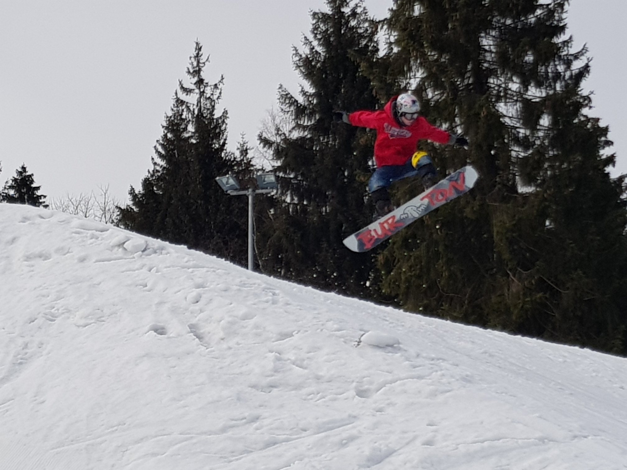 Tak ścigają się snowboardziści z zajawką [FOTO]