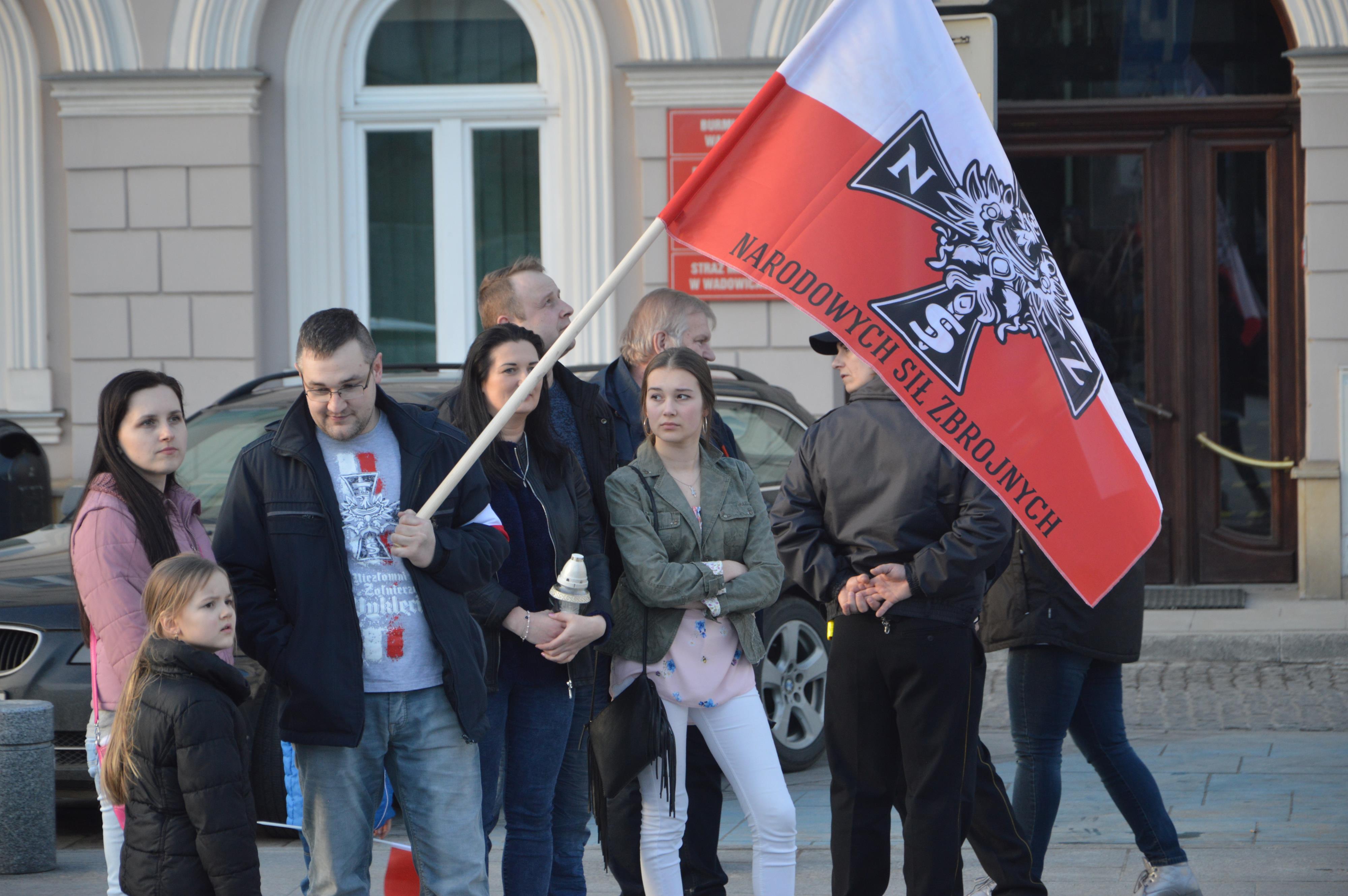 Marsz Pamięci Żołnierzy Wyklętych przeszedł ulicami [FOTO]