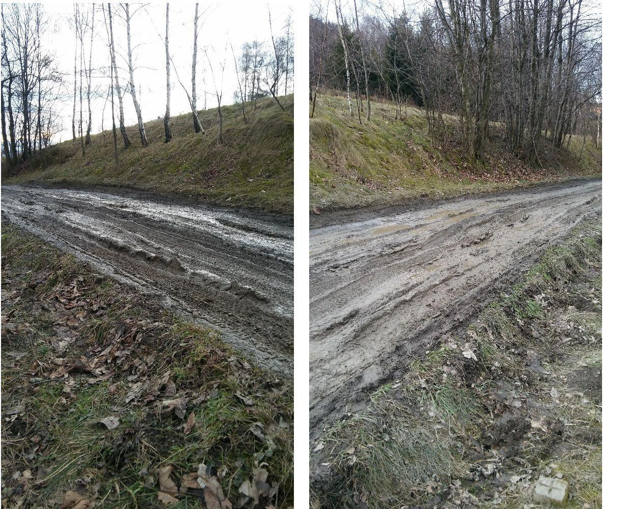 Po zimie drogi w fatalnym stanie [FOTO]