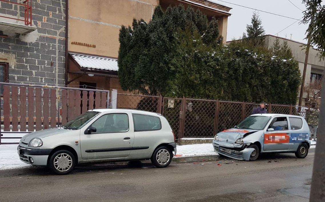 Andrychów, Wieprz, Sułkowice: seria kolizji drogowych [FOTO]